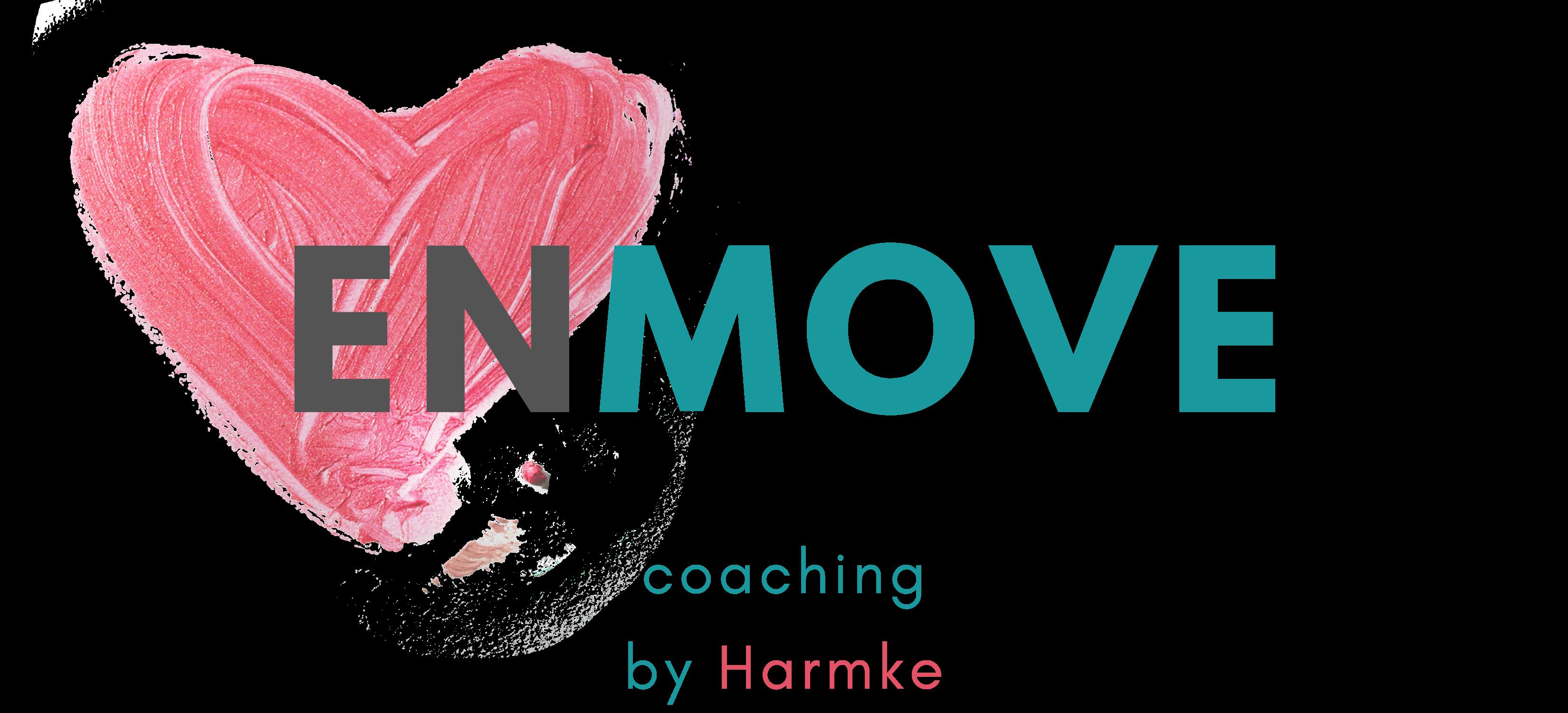 Logo ENMOVE coaching by Harmke